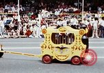 Image of Bicentennial Parade Washington DC USA, 1976, second 8 stock footage video 65675027406