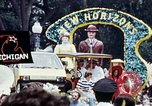 Image of parade Washington DC USA, 1976, second 4 stock footage video 65675027407