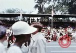 Image of parade participants Washington DC USA, 1976, second 2 stock footage video 65675027408