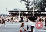 Image of parade participants Washington DC USA, 1976, second 4 stock footage video 65675027408