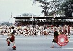 Image of parade participants Washington DC USA, 1976, second 5 stock footage video 65675027408