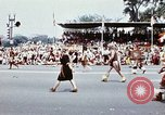 Image of parade participants Washington DC USA, 1976, second 7 stock footage video 65675027408