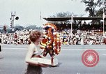 Image of parade participants Washington DC USA, 1976, second 9 stock footage video 65675027408