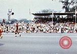 Image of parade participants Washington DC USA, 1976, second 11 stock footage video 65675027408