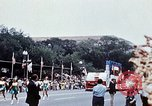 Image of AFL CIO float Washington DC USA, 1976, second 12 stock footage video 65675027409