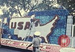Image of Bicentennial parade float Washington DC USA, 1976, second 1 stock footage video 65675027415
