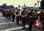Image of Bicentennial parade Washington DC USA, 1976, second 9 stock footage video 65675027419