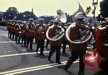 Image of Bicentennial parade Washington DC USA, 1976, second 10 stock footage video 65675027419