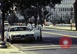 Image of Policeman Washington DC USA, 1976, second 10 stock footage video 65675027424