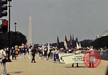 Image of People Washington DC USA, 1976, second 10 stock footage video 65675027425