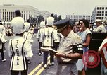Image of Bicentennial parade Washington DC USA, 1976, second 2 stock footage video 65675027428