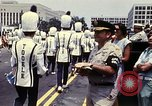 Image of Bicentennial parade Washington DC USA, 1976, second 10 stock footage video 65675027428
