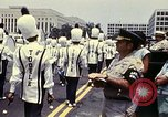 Image of Bicentennial parade Washington DC USA, 1976, second 12 stock footage video 65675027428