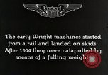 Image of Wright brothers United States USA, 1904, second 4 stock footage video 65675027435