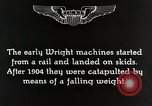 Image of Wright brothers United States USA, 1904, second 11 stock footage video 65675027435