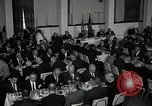 Image of Retired Air Force fliers luncheon Washington DC United States USA, 1964, second 3 stock footage video 65675027444