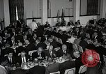 Image of Retired Air Force fliers luncheon Washington DC United States USA, 1964, second 4 stock footage video 65675027444