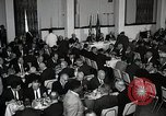 Image of Retired Air Force fliers luncheon Washington DC United States USA, 1964, second 5 stock footage video 65675027444