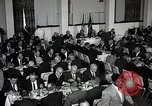 Image of Retired Air Force fliers luncheon Washington DC United States USA, 1964, second 6 stock footage video 65675027444