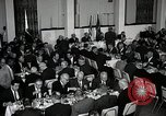 Image of Retired Air Force fliers luncheon Washington DC United States USA, 1964, second 8 stock footage video 65675027444