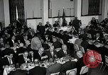 Image of Retired Air Force fliers luncheon Washington DC United States USA, 1964, second 9 stock footage video 65675027444