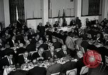 Image of Retired Air Force fliers luncheon Washington DC United States USA, 1964, second 10 stock footage video 65675027444