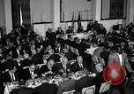Image of Retired Air Force fliers luncheon Washington DC United States USA, 1964, second 11 stock footage video 65675027444