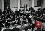 Image of Retired Air Force fliers luncheon Washington DC United States USA, 1964, second 12 stock footage video 65675027444