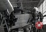 Image of Mechanics perform maintenance Detroit Michigan United States USA, 1928, second 4 stock footage video 65675027448