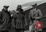 Image of Pilot Floyd Bennett Quebec Canada, 1928, second 2 stock footage video 65675027449