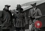 Image of Pilot Floyd Bennett Quebec Canada, 1928, second 8 stock footage video 65675027449
