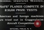 Image of pilots New York United States USA, 1928, second 1 stock footage video 65675027454