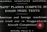 Image of pilots New York United States USA, 1928, second 2 stock footage video 65675027454