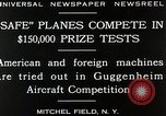 Image of pilots New York United States USA, 1928, second 3 stock footage video 65675027454
