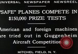 Image of pilots New York United States USA, 1928, second 4 stock footage video 65675027454