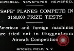 Image of pilots New York United States USA, 1928, second 5 stock footage video 65675027454