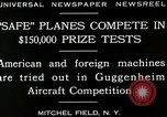 Image of pilots New York United States USA, 1928, second 6 stock footage video 65675027454