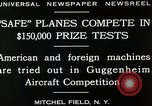 Image of pilots New York United States USA, 1928, second 8 stock footage video 65675027454