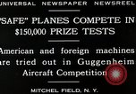 Image of pilots New York United States USA, 1928, second 9 stock footage video 65675027454