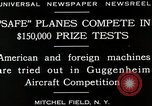 Image of pilots New York United States USA, 1928, second 10 stock footage video 65675027454