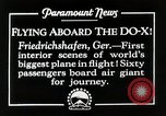 Image of Do-X Friedrichshafen Germany, 1930, second 5 stock footage video 65675027460