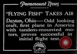 Image of pilot Dayton Ohio USA, 1928, second 4 stock footage video 65675027467