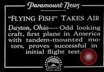 Image of pilot Dayton Ohio USA, 1928, second 5 stock footage video 65675027467
