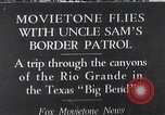 Image of Major Tinker Rio Grande Texas USA, 1935, second 1 stock footage video 65675027480