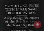 Image of Major Tinker Rio Grande Texas USA, 1935, second 6 stock footage video 65675027480
