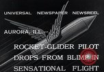 Image of Pilot Bill Swan Aurora Illinois USA, 1935, second 2 stock footage video 65675027481
