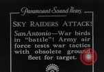Image of pilots San Antonio Texas USA, 1935, second 1 stock footage video 65675027482