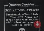 Image of pilots San Antonio Texas USA, 1935, second 2 stock footage video 65675027482