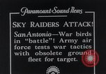 Image of pilots San Antonio Texas USA, 1935, second 4 stock footage video 65675027482