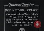 Image of pilots San Antonio Texas USA, 1935, second 5 stock footage video 65675027482